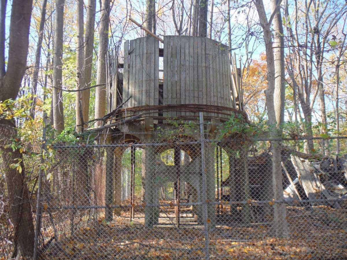 Maryland Gold Mine Ruins, Potomac