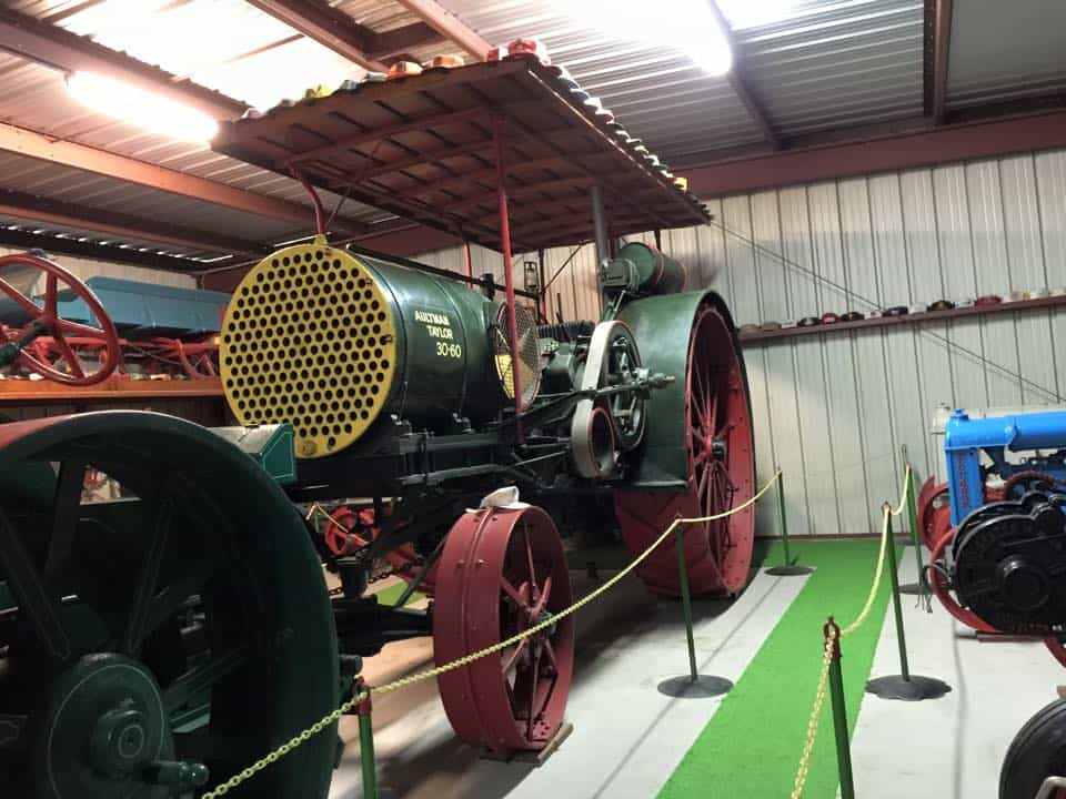 Messick Ag. Museum, Harrington