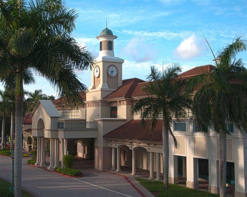 Mizner Park Cultural Arts Center