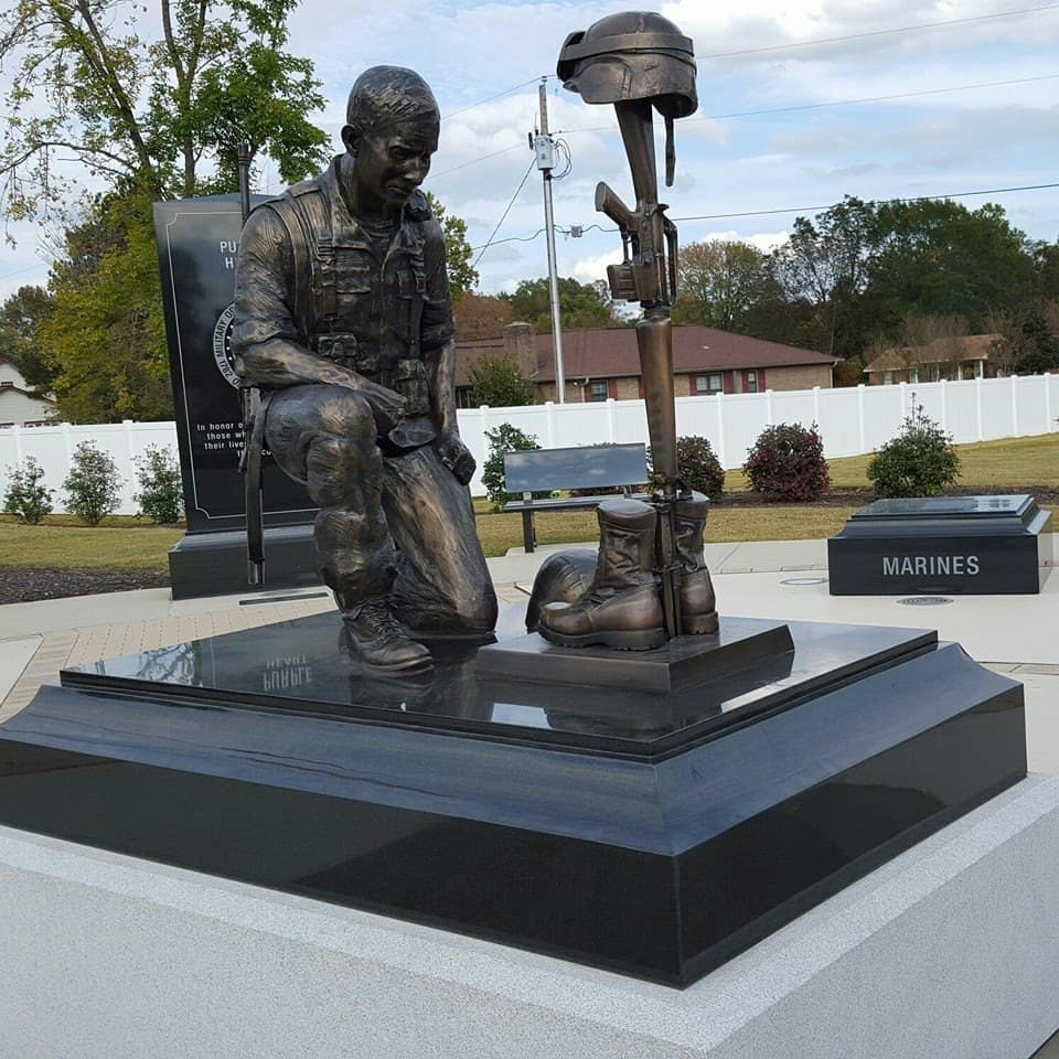Morgan County Veterans Memorial