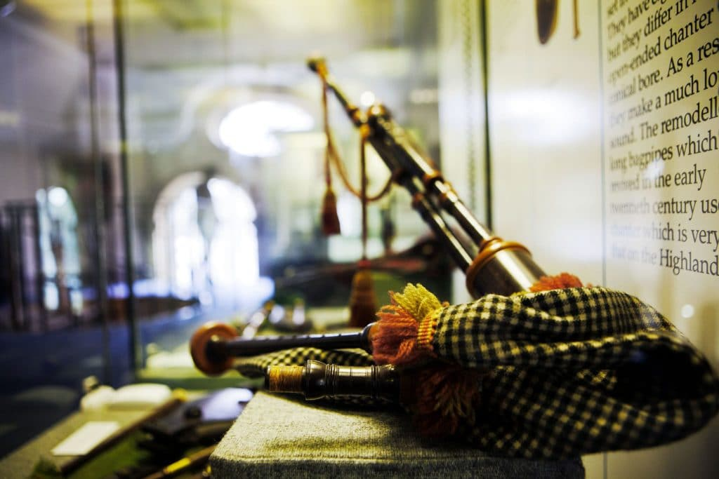 Morpeth Chantry Bagpipe Museum