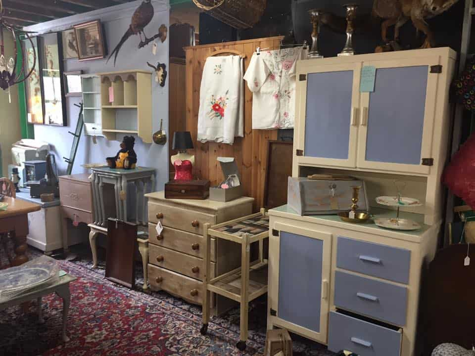 Old Mill Antiques Centre