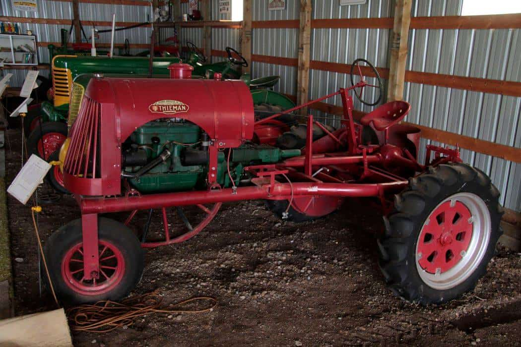 South Dakota Tractor Museum, Kimball