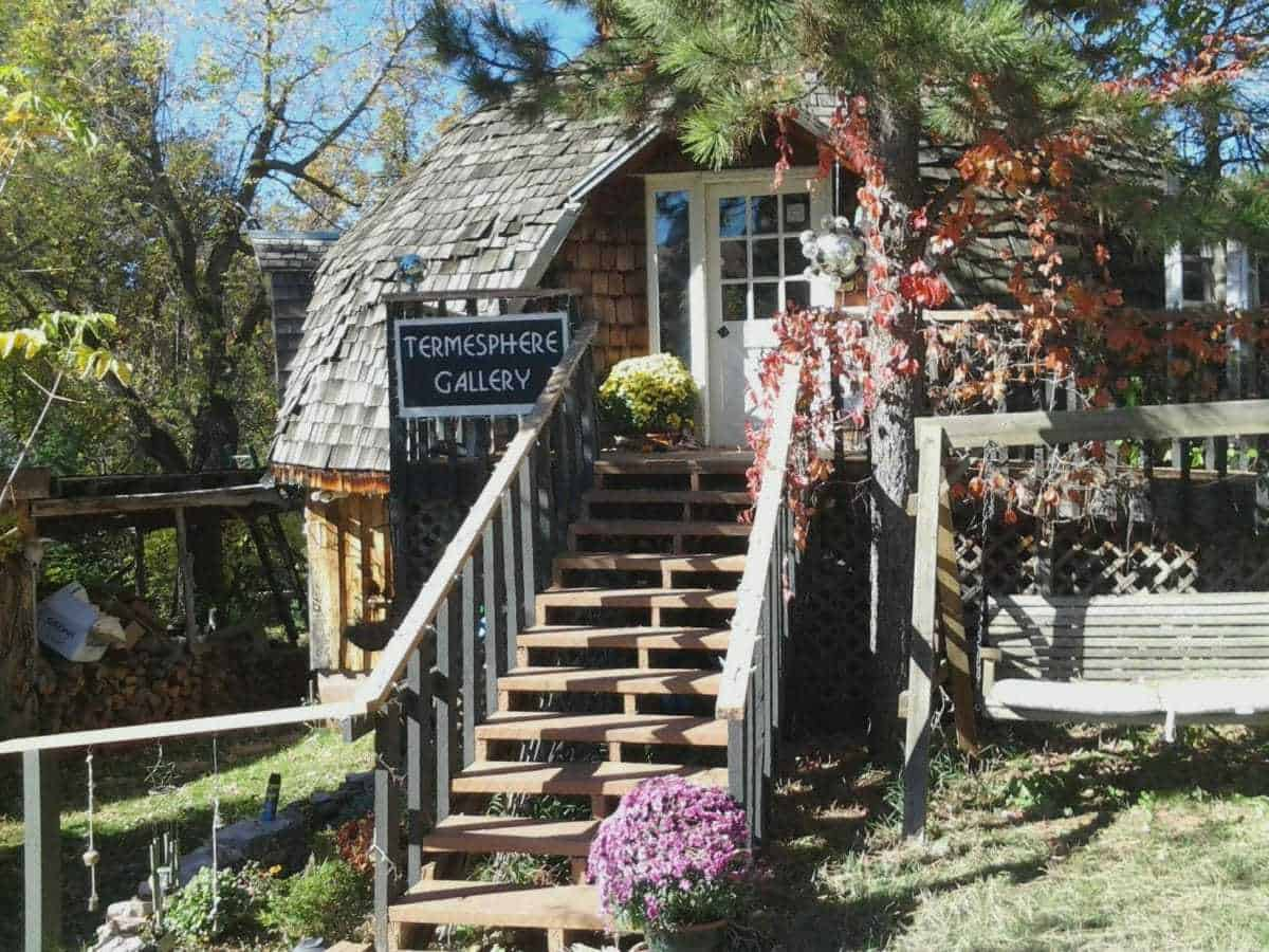Termesphere Gallery And Museum, Spearfish