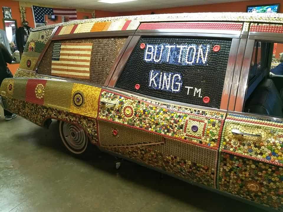 The Button Museum, Bishopville