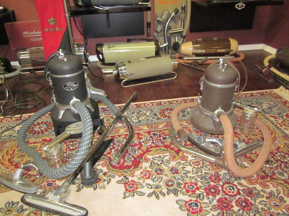 Vacuum Cleaner Museum And Factory Outlet Saint James
