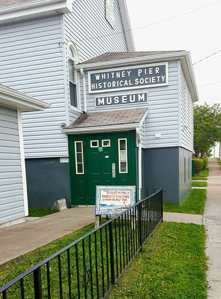 Whitney Pier Historical Society Museum