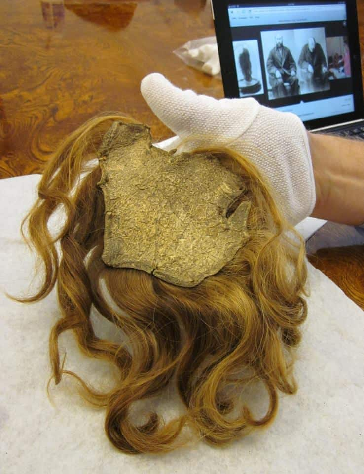 William Thompson's Scalped Scalp, Omaha