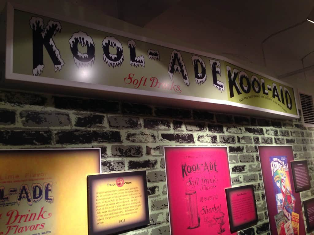 The Hastings Museum Kool-Aid Exhibit, Hastings