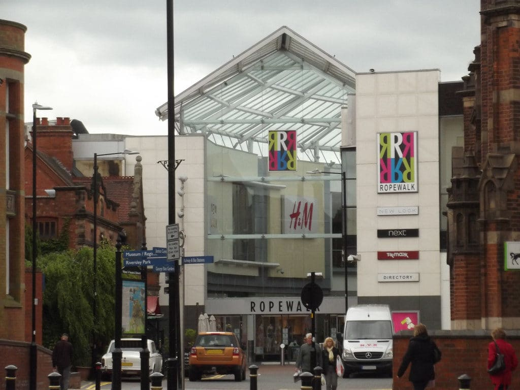 Ropewalk Shopping Centre