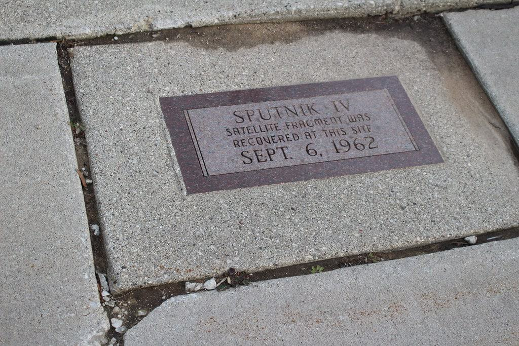 Sputnik Crash Site, Manitowoc