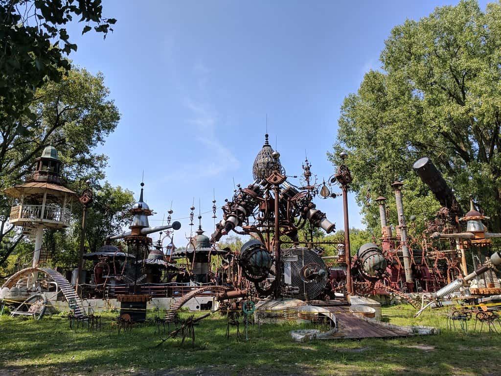 Dr. Evermor's Forevertron, North Freedom