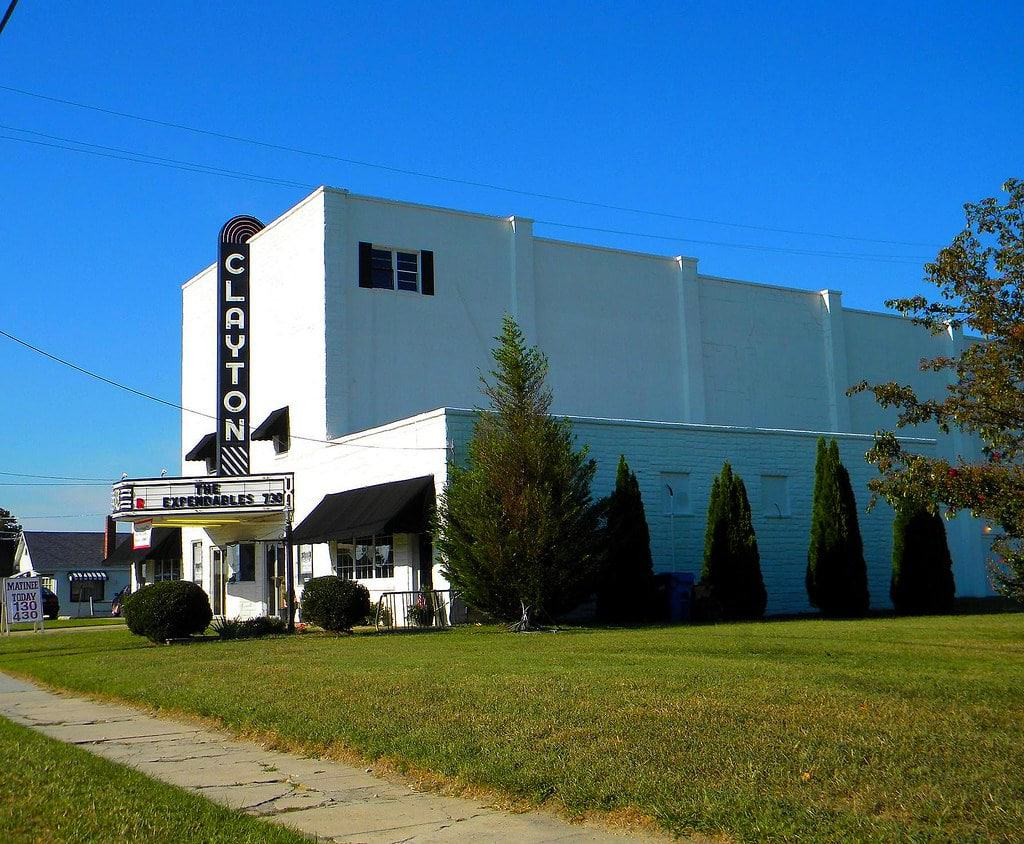 Clayton Theater, Dagsboro