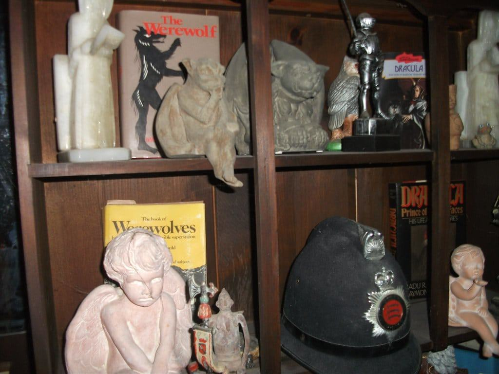 The Warren's Occult Museum, Monroe