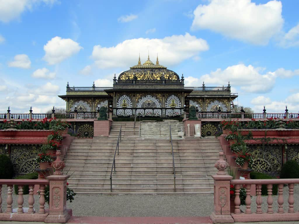 New Vrindaban Palace of Gold, Moundsville