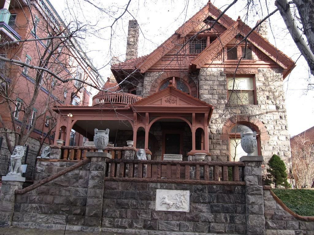 'Unsinkable' Molly Brown House, Denver