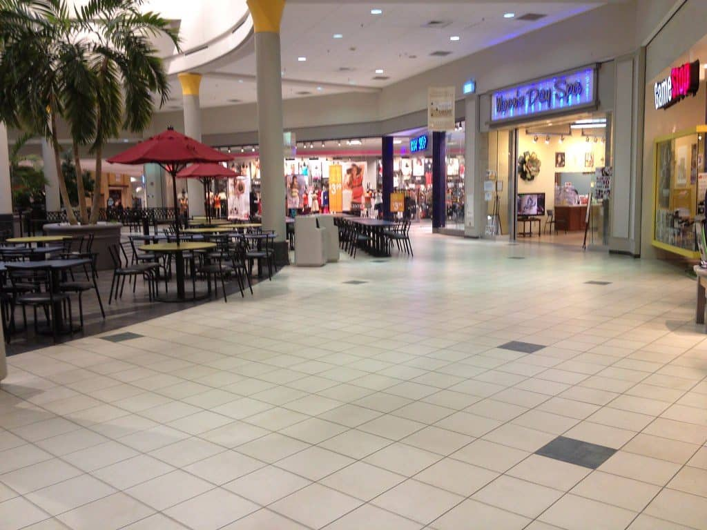 Quintard Mall, Oxford, Alabama
