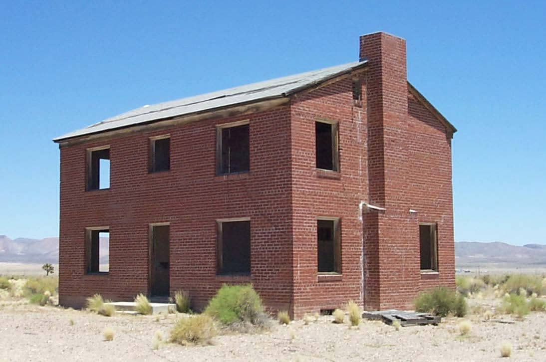 Atomic Survival Town, Nye County