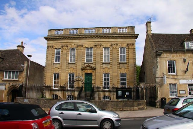 Burford Methodist Church