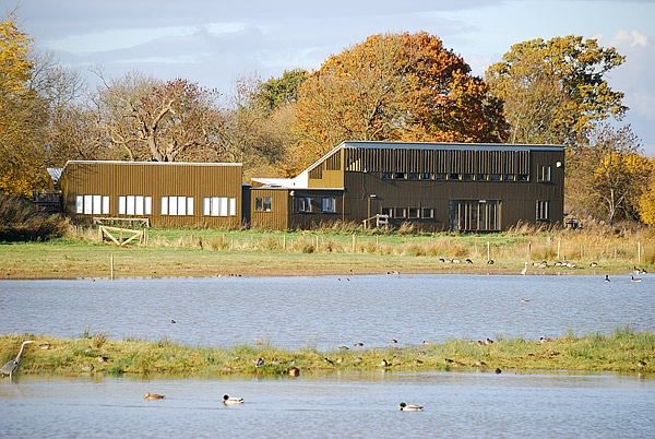 The Anglian Water Bird Watching Centre