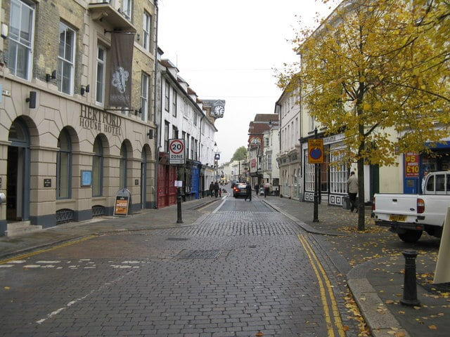 Fore Street, Hertford