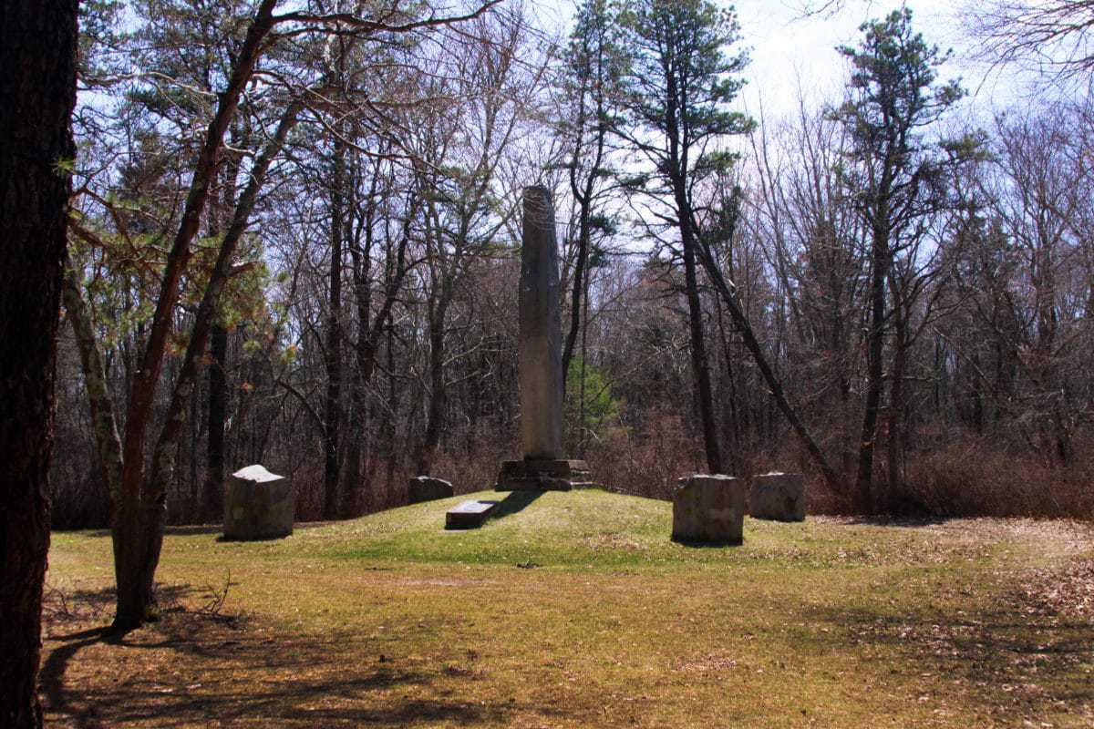 Great Swamp Fight Monument, South Kingstown