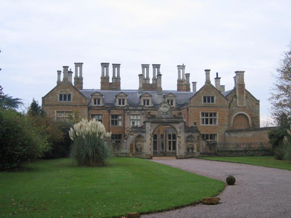 Holdenby House
