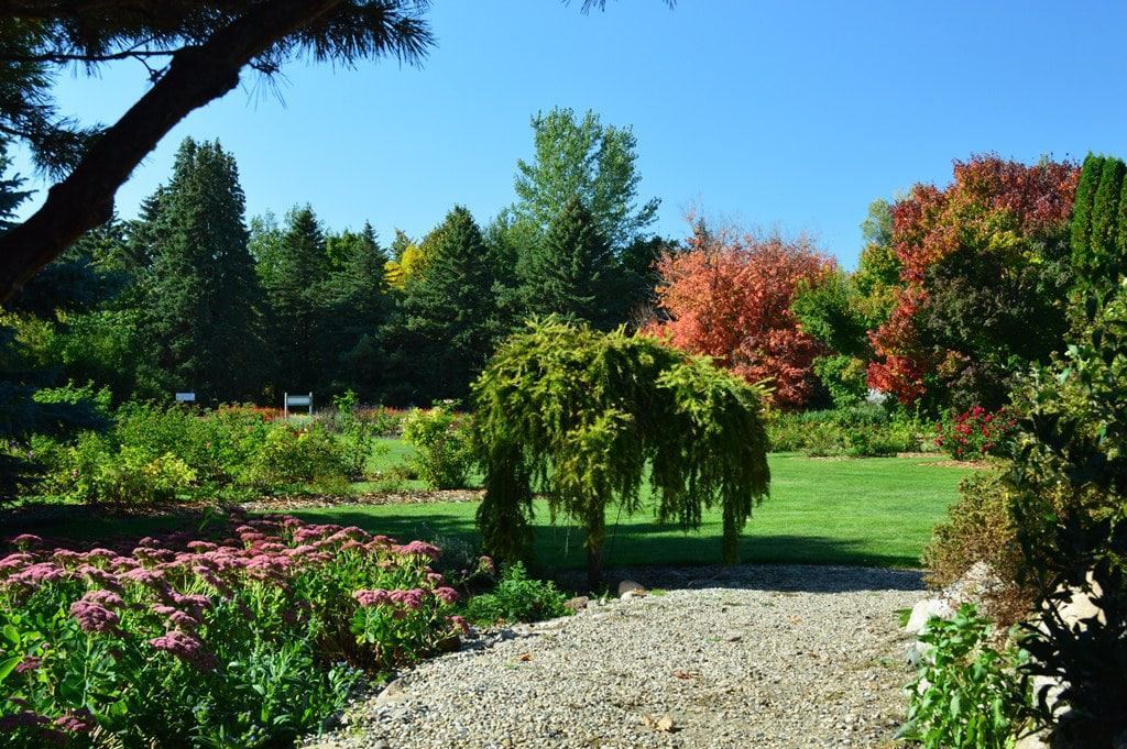 McCrory Gardens, Brookings