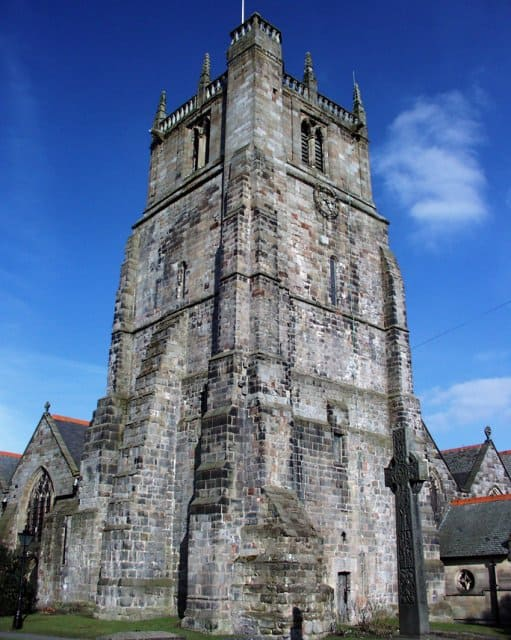 Church of St Oswald