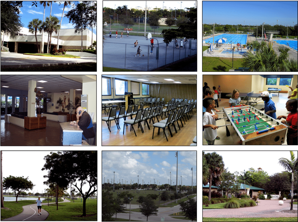 Central Park Multi-Purpose Center and Plantation Aquatic Complex