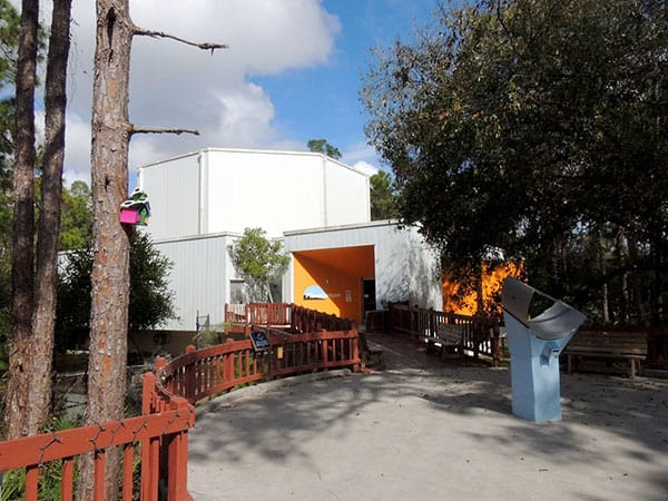 Calusa Nature Center and Planetarium