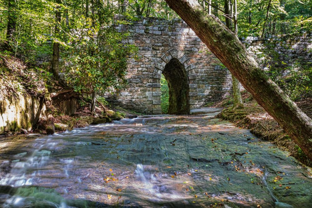 Poinsett Bridge, Travelers Rest