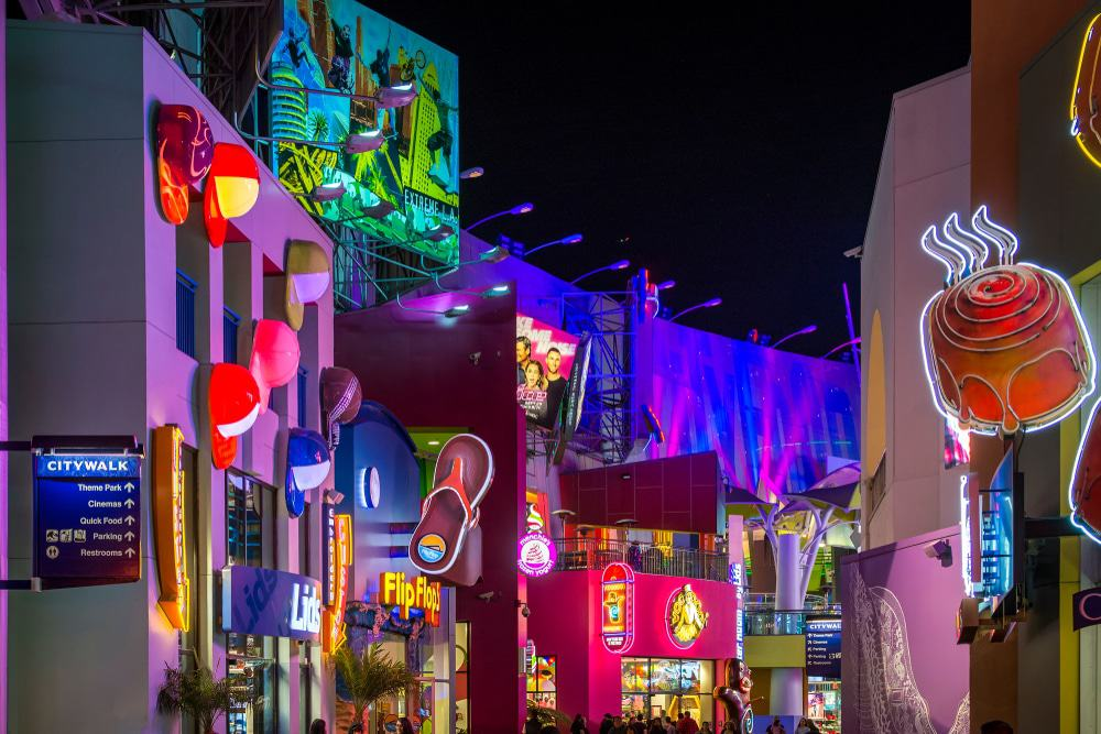 Universal CityWalk, Los Angeles