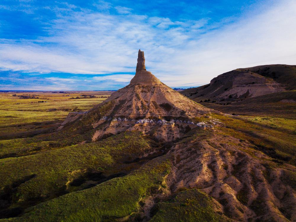 Chimney Rock, Bayard