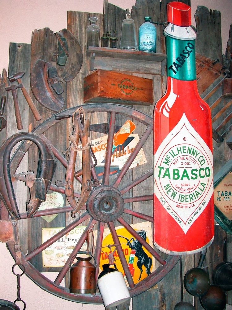 Avery Island Tabasco Museum and Factory, New Iberia