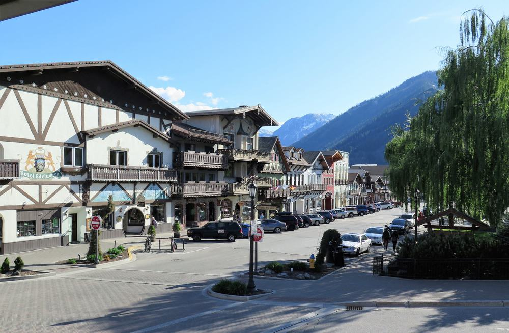Leavenworth's Bavarian Village, Leavenworth