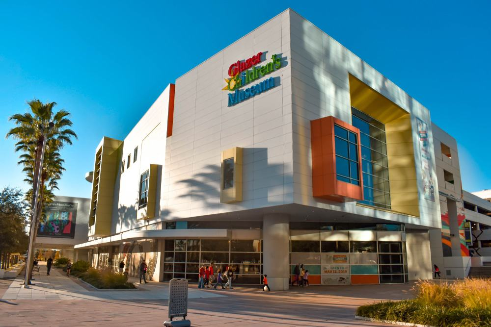 Glazer Children's Museum, Tampa Bay