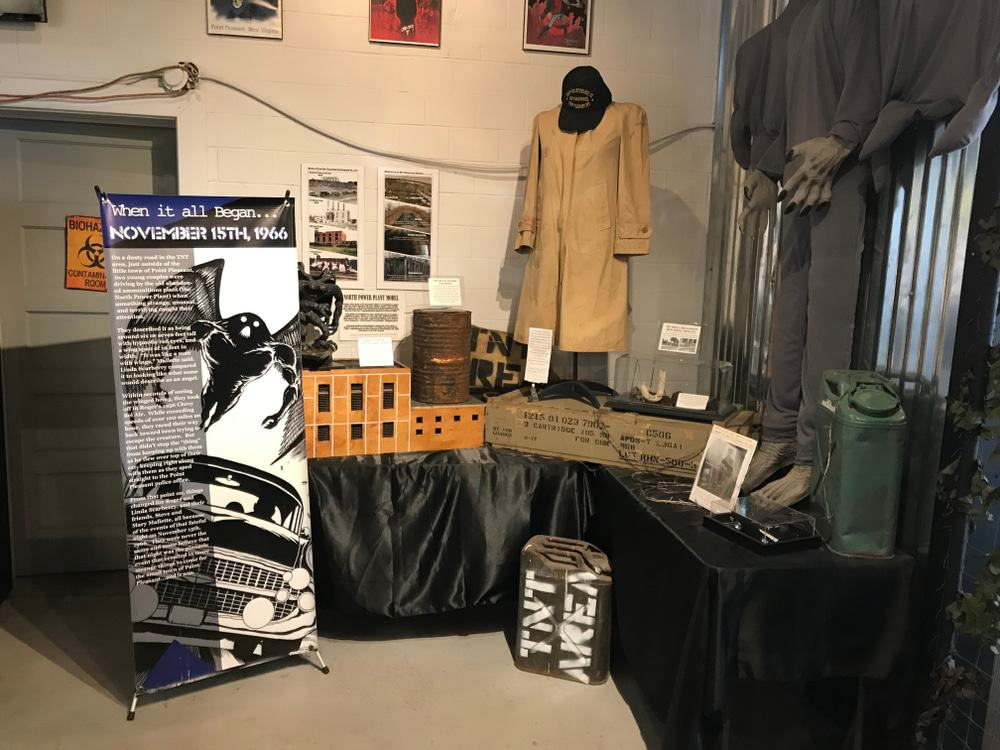 Mothman Museum, Point Pleasant