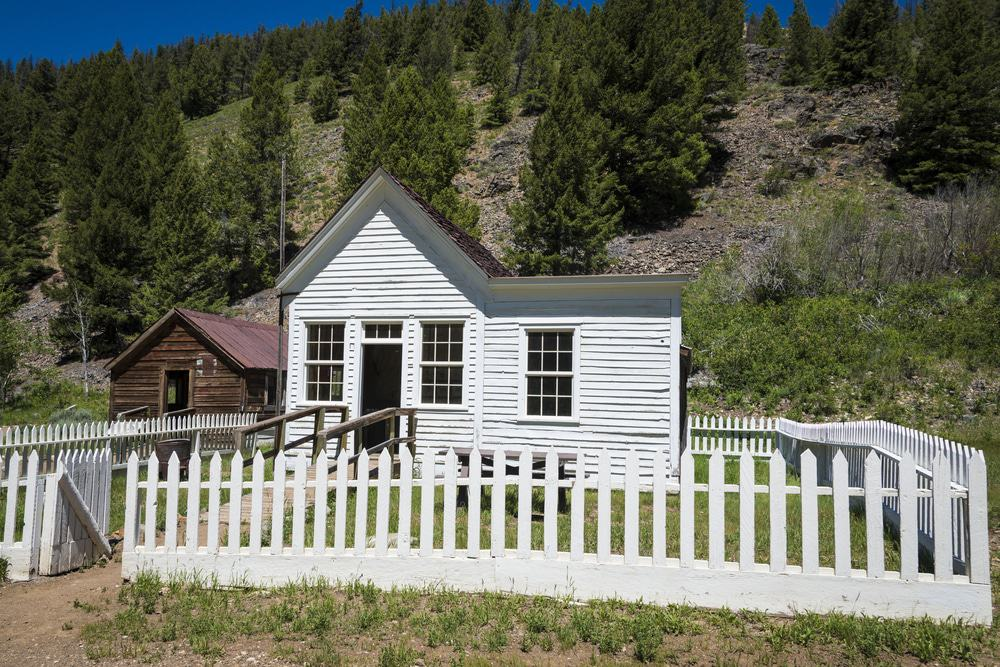 Custer Ghost Town, Stanley
