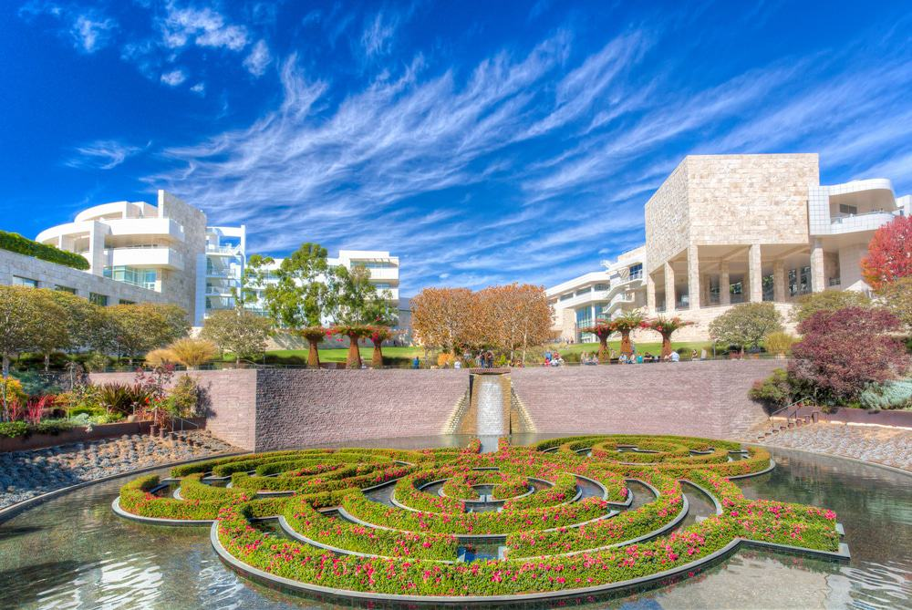 The Getty Center, L.A.