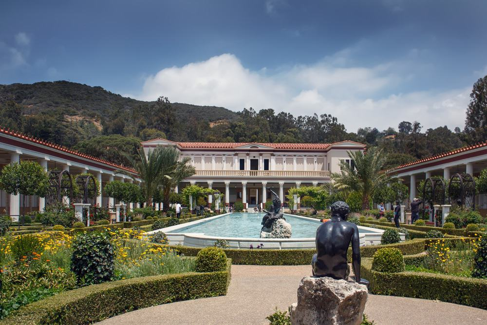 Getty Villa, L.A.