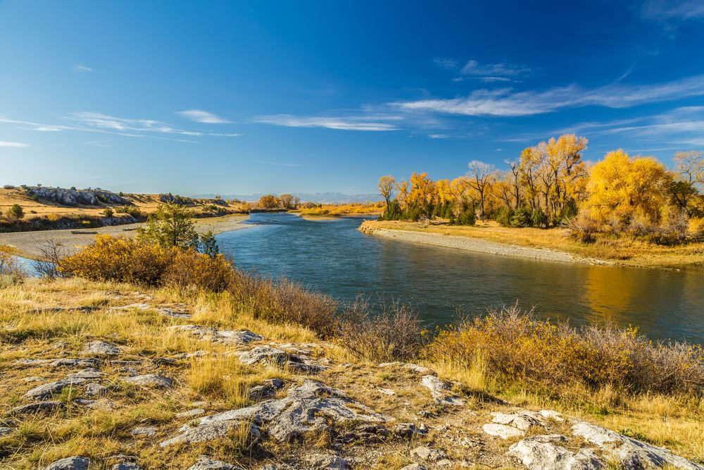 Missouri Headwaters State Park, Three Forks