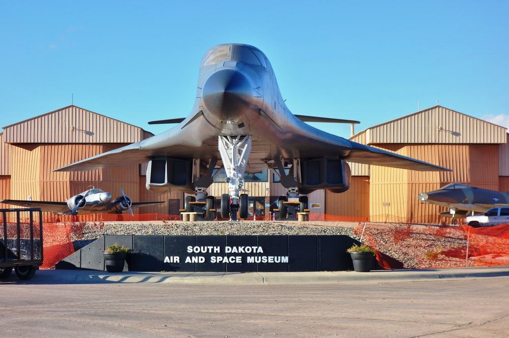 South Dakota Air and Space Museum, Box Elder