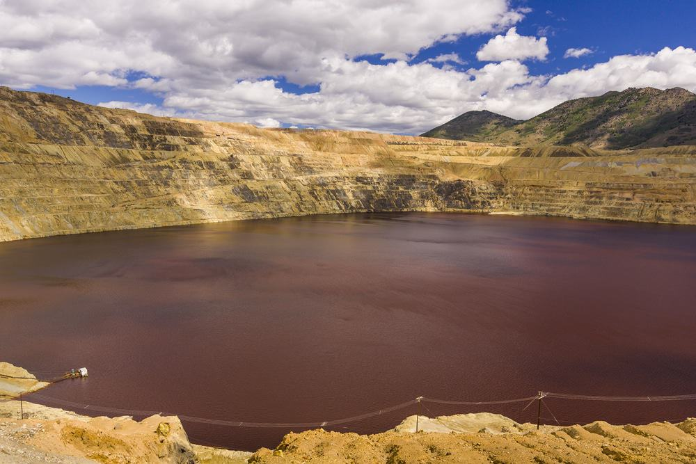 The Berkeley Pit, Butte