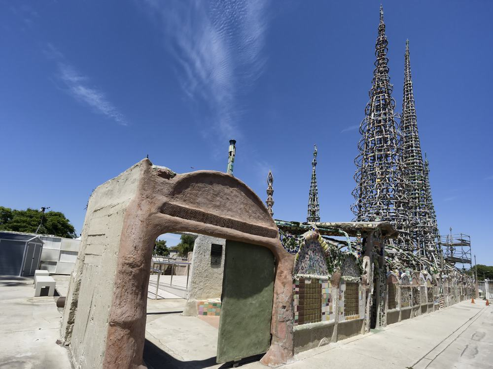 Watts Towers, LA