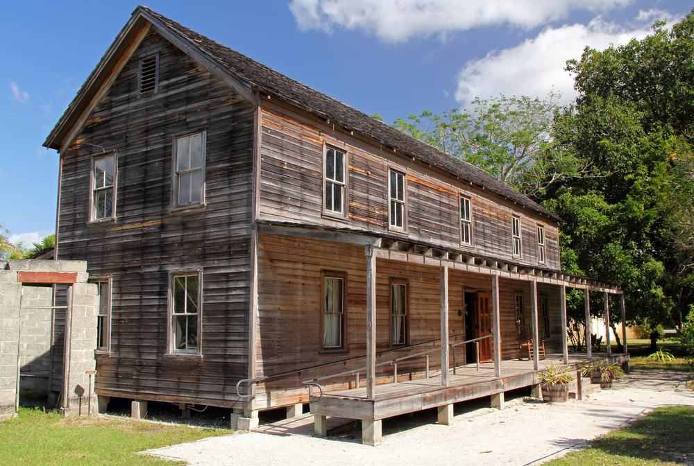 The Founders Home at the Koreshan State Historic Site