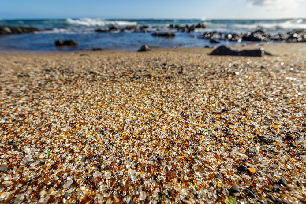 Glass Beach, Kauai