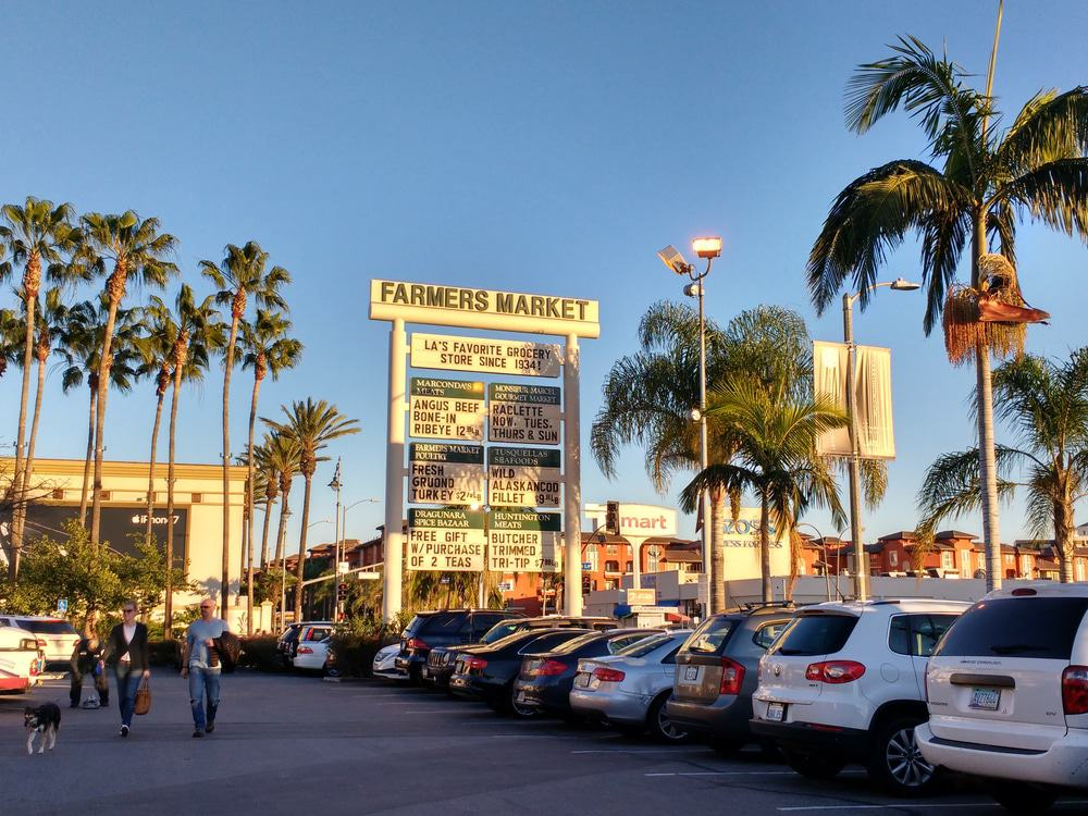 Farmers Market, Los Angeles