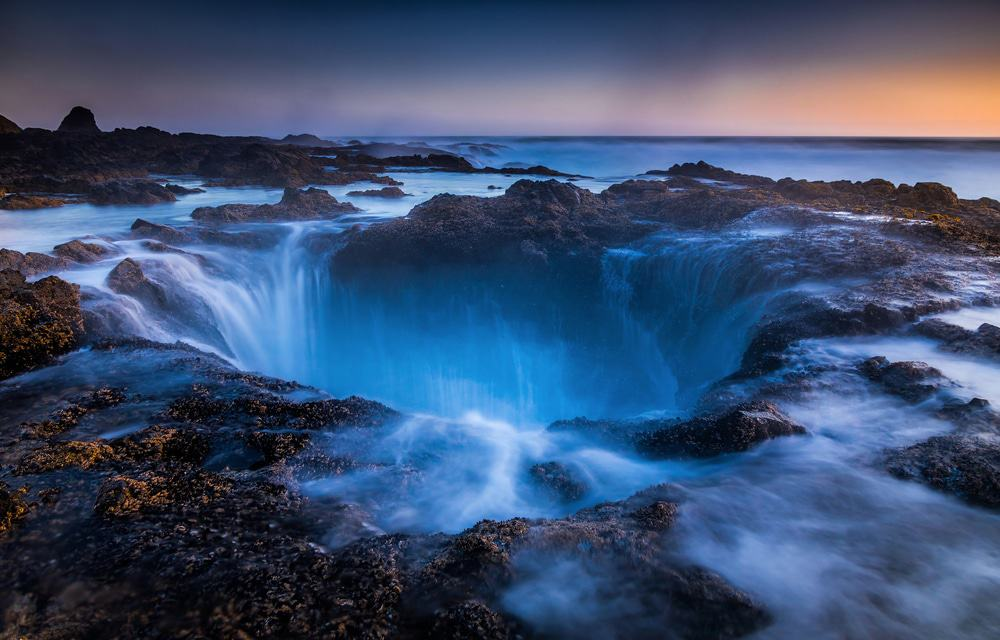 Thor's Well, Yachats