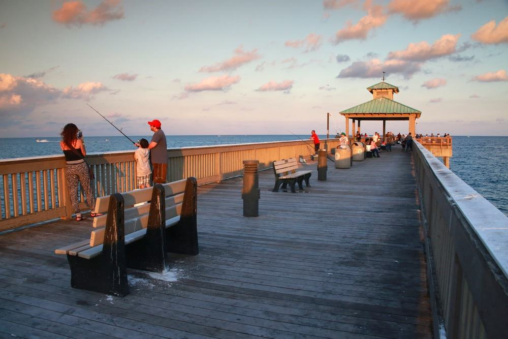 Deerfield Beach Boardwalk